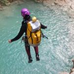 Equipamiento barranco arroyo Pajaruco